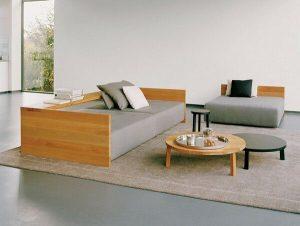 Kashan Wooden Sofa Set