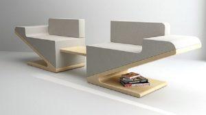 Modern Wooden Sofa Design Ideas
