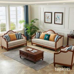 Wooden sofa Furniture