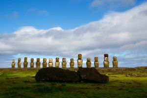 Moai on Ester