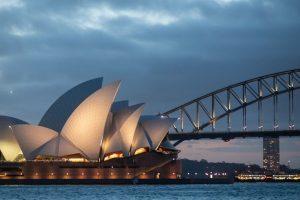 Sydney Harbo Bridge