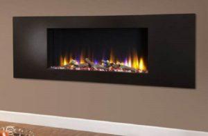 gas fires best log